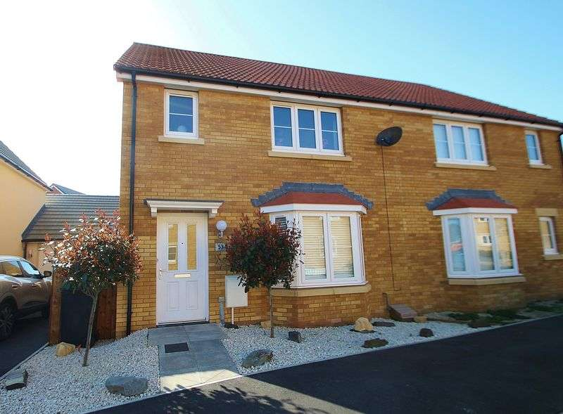 3 Bedrooms Semi Detached House for sale in Mendip Road, Weston-Super-Mare