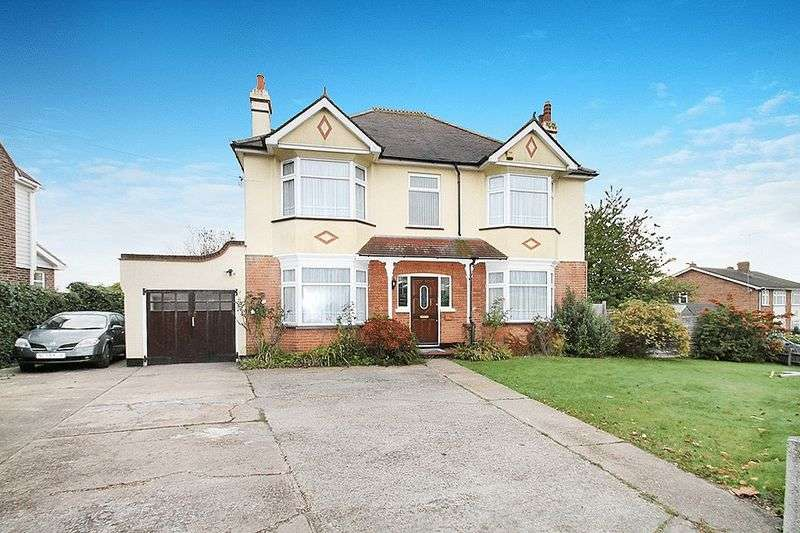 5 Bedrooms Detached House for sale in Rayleigh, SS6
