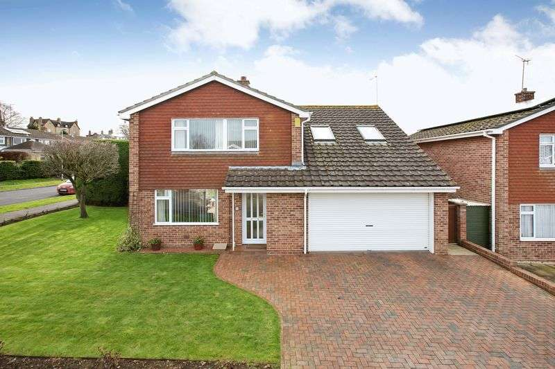 4 Bedrooms Detached House for sale in HOVELANDS