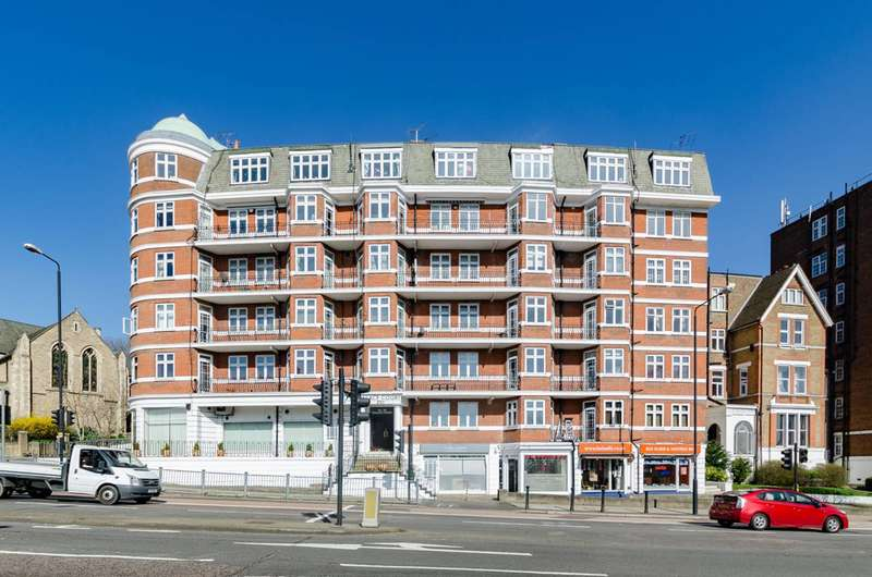 5 Bedrooms Flat for sale in Finchley Road, West Hampstead, NW3