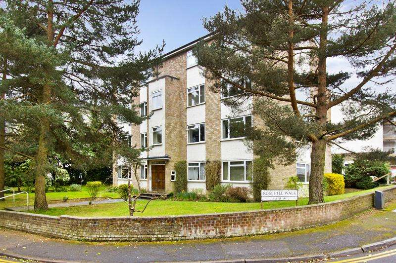 2 Bedrooms Ground Flat for sale in Clarence Road, Tunbridge Wells TN1