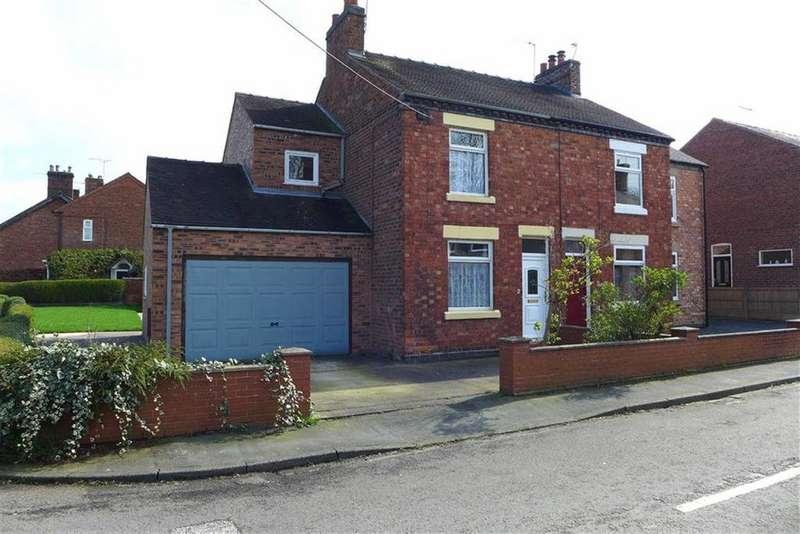 2 Bedrooms Semi Detached House for sale in Henry Street, Haslington, Crewe