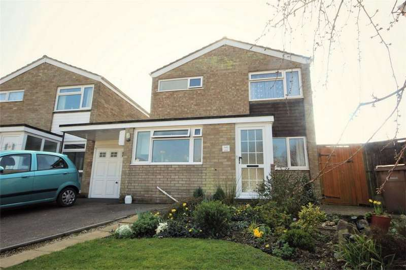 3 Bedrooms Detached House for sale in New England Close, Bicknacre, Chelmsford, Essex