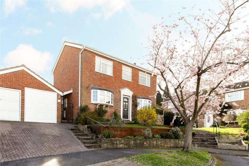 4 Bedrooms Detached House for sale in Malvern, Worcestershire