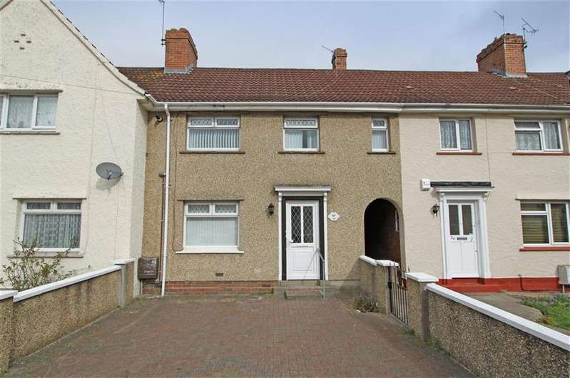 3 Bedrooms Terraced House for sale in Weymouth Road, **SOLD AT MAGGS ALLEN APRIL AUCTION**, Bristol