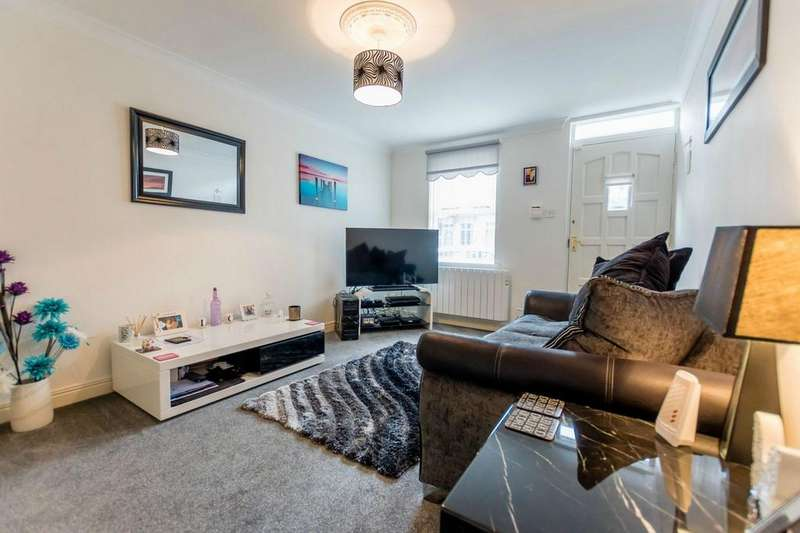 1 Bedroom Flat for sale in Falsgrave Crescent, YORK