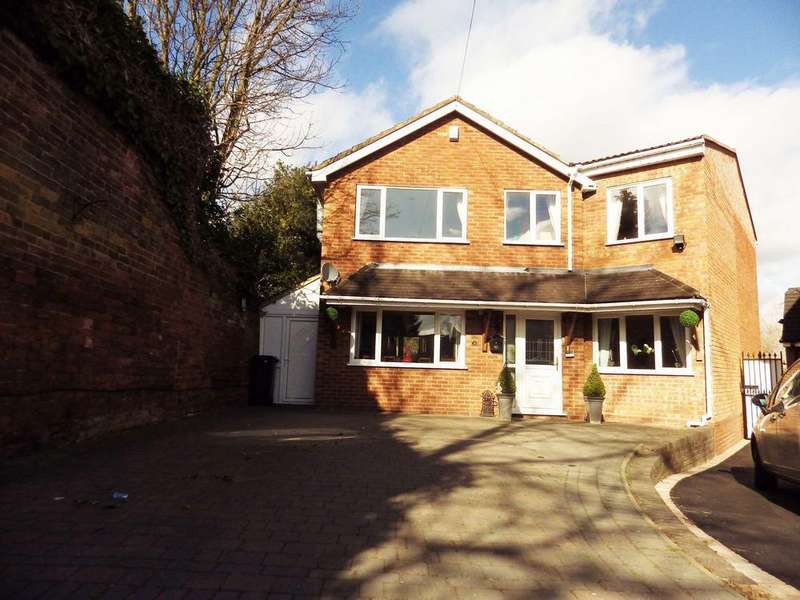 4 Bedrooms Detached House for sale in Field Cottage Drive