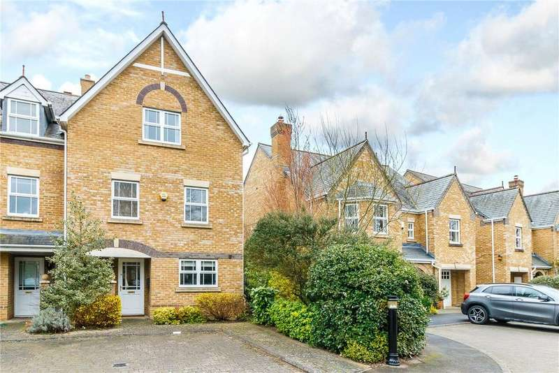 4 Bedrooms House for sale in Burgess Mead, Oxford, Oxfordshire, OX2