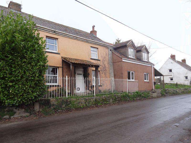 4 Bedrooms House for sale in WINDY WILLOWS, CURLOAD, TAUNTON, SOMERSET, TA3 6JF