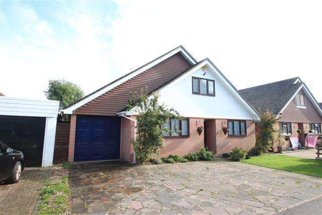 4 Bedrooms Detached House for sale in Ansisters Road, Ferring, West Sussex, BN12 5JJ