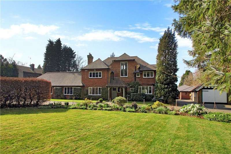 6 Bedrooms Detached House for sale in Tonbridge Road, Ightham, Sevenoaks, TN15