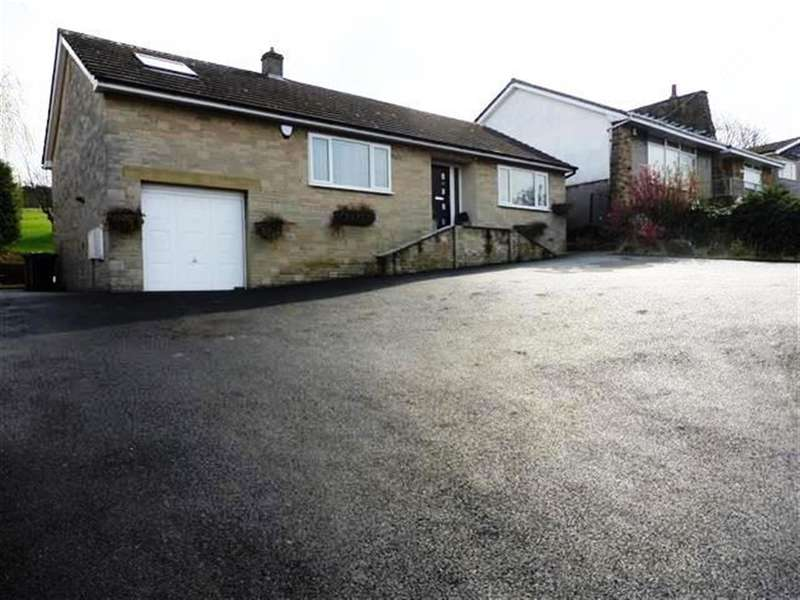 3 Bedrooms Detached House for rent in Winney Hill, Harthill, SHEFFIELD, S26