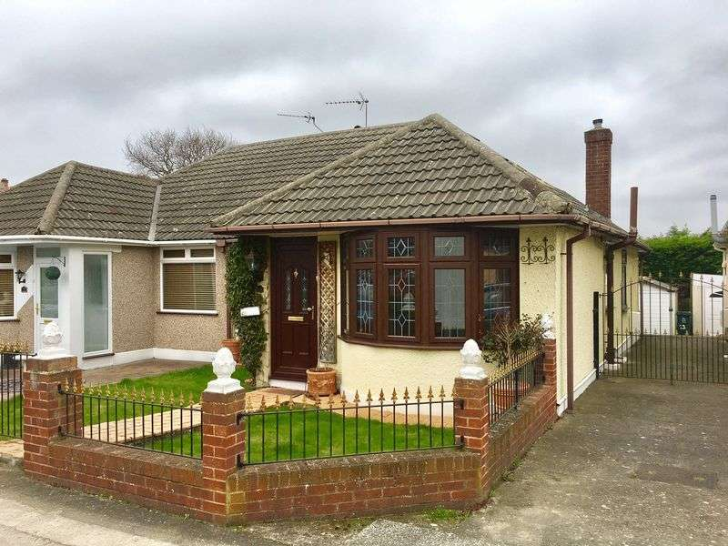 3 Bedrooms Semi Detached Bungalow for sale in Red Lodge Crescent, Bexley