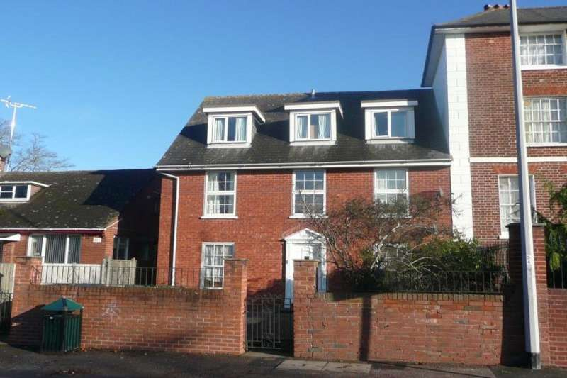2 Bedrooms Flat for rent in Topsham Road, Exeter, EX2