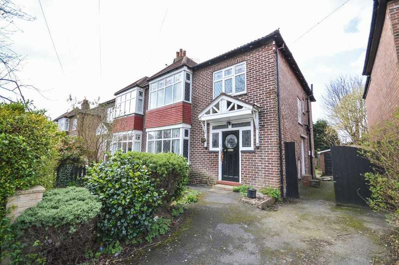 3 Bedrooms Semi Detached House for sale in Abingdon Road, Bramhall