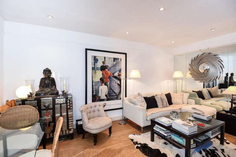 2 Bedrooms Flat for sale in Crookham Road, Fulham, SW6