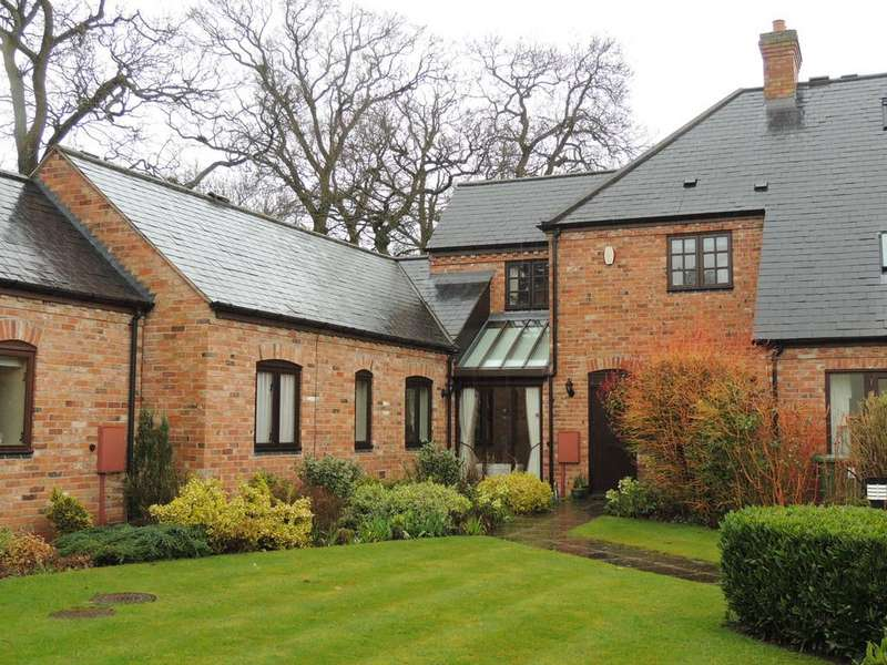 4 Bedrooms Barn Conversion Character Property for sale in Birmingham Road, Haseley, Warwick