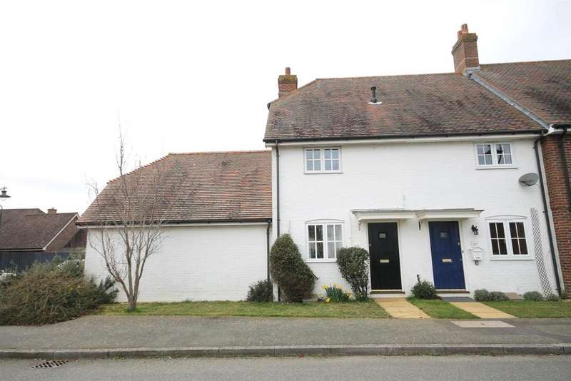 2 Bedrooms Semi Detached House for sale in Berrall Way, Billingshurst