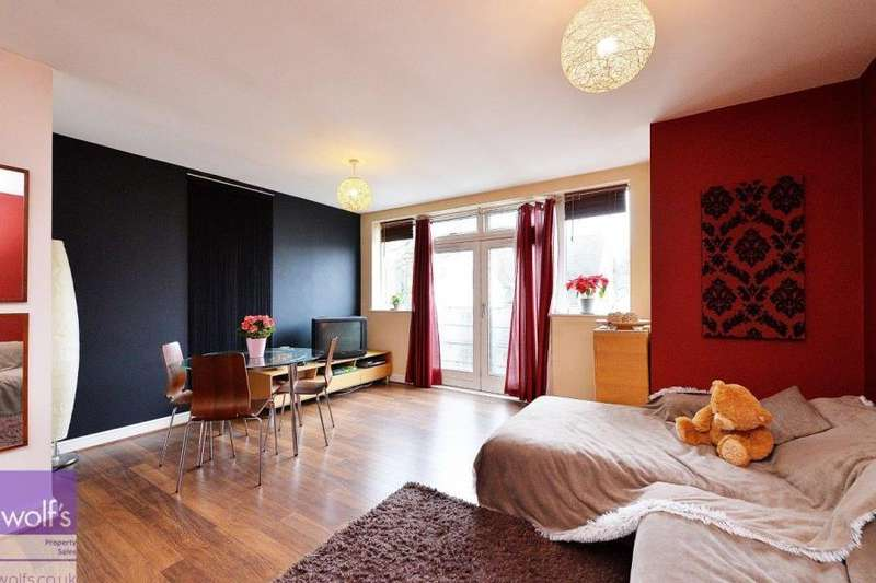 2 Bedrooms Flat for sale in Griffin Close, Bournville Park, B31