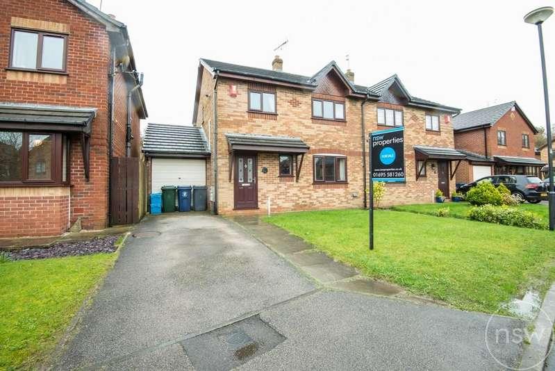 3 Bedrooms Semi Detached House for sale in Meadowcroft, Skelmersdale