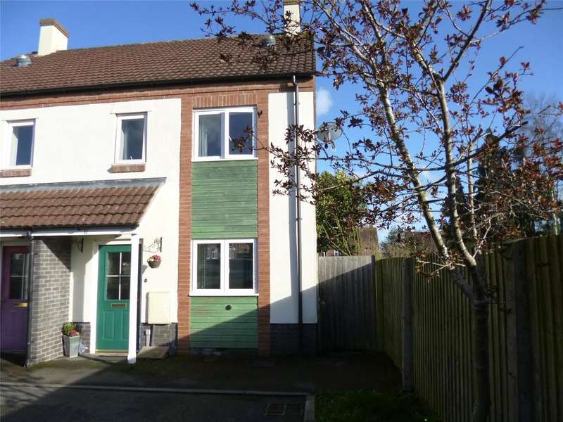 2 Bedrooms End Of Terrace House for sale in Wheeler Close, Ludlow, Shropshire