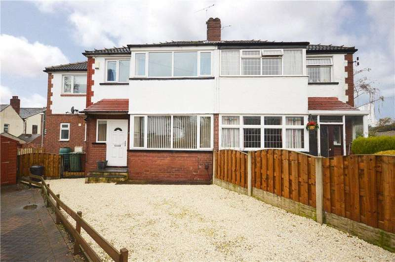 5 Bedrooms Semi Detached House for sale in Heaton Avenue, Leeds, West Yorkshire