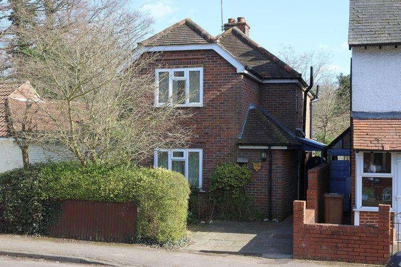 2 Bedrooms Detached House for sale in Peasmarsh