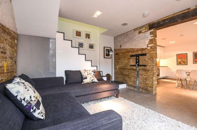 3 Bedrooms Link Detached House for sale in Ashmead Mews Ashmead Road SE8