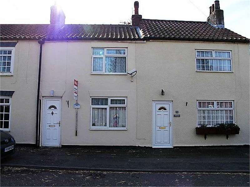 2 Bedrooms Cottage House for sale in 6, Main Street, Welwick