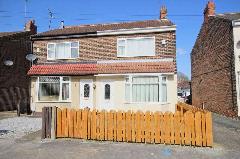 2 Bedrooms Semi Detached House for sale in Kirkham Drive, Hull, East Riding of Yorkshire