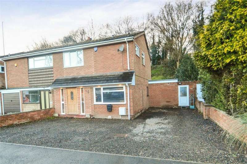 3 Bedrooms Semi Detached House for sale in The Birches, Stourport-on-Severn, Worcestershire