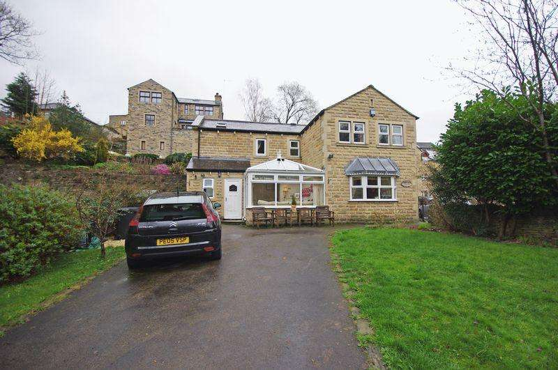 5 Bedrooms Detached House for sale in Bluebell Walk, Luddenden, HX2 6RW