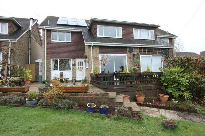 3 Bedrooms Detached House for sale in Joes Lane, WINDMILL HILL, East Sussex