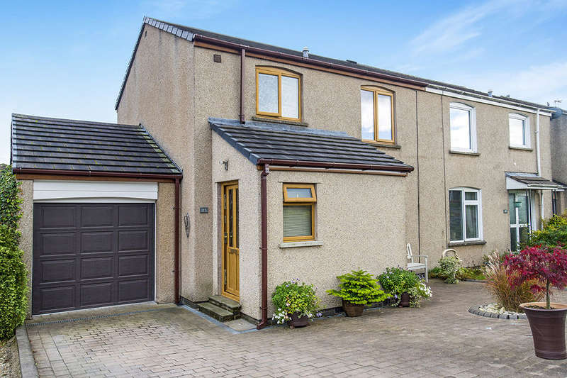 3 Bedrooms Semi Detached House for sale in Lingmoor Rise, Kendal, LA9