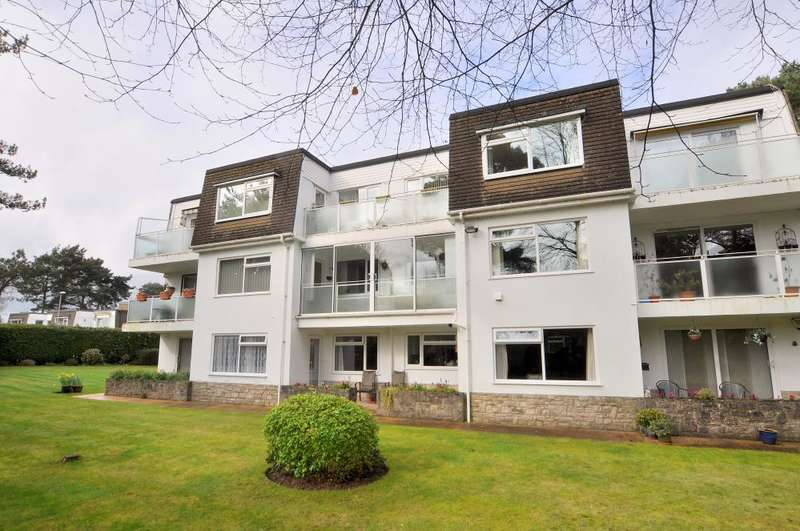 2 Bedrooms Flat for sale in West Parley