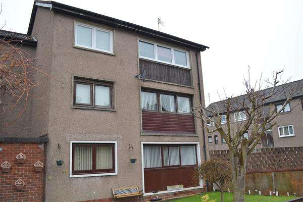 2 Bedrooms Flat for sale in Fernhill Road, Rutherglen, Glasgow