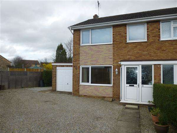 3 Bedrooms End Of Terrace House for sale in Ingleby Drive, Tadcaster, LS24 8HW