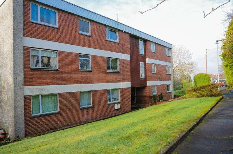 3 Bedrooms Flat for sale in Riccartsbar Avenue, Paisley
