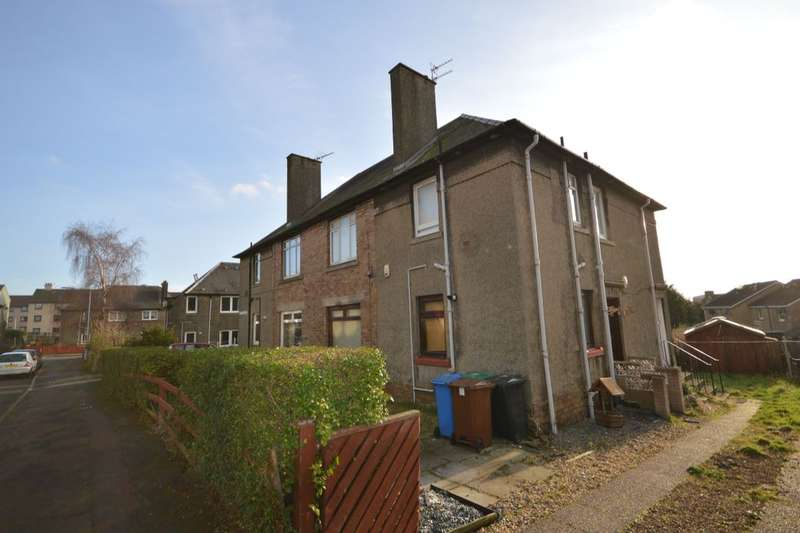 2 Bedrooms Flat for sale in Spittalfield Crescent, Inverkeithing, KY11