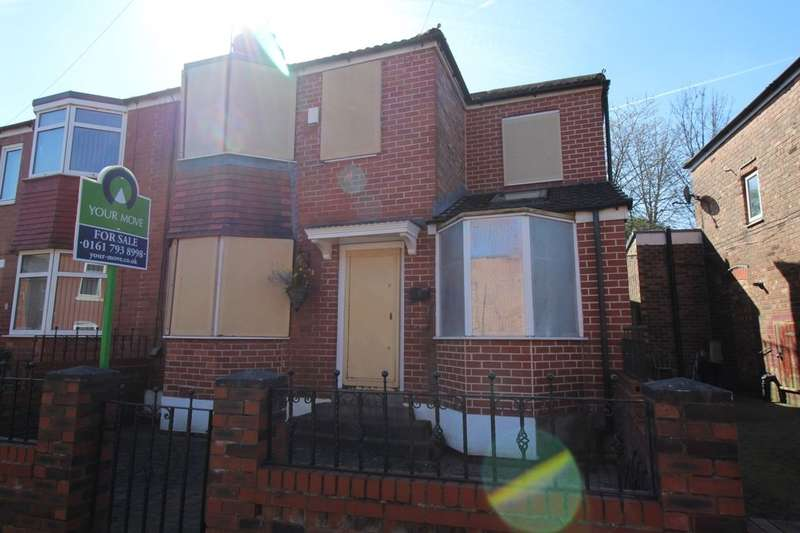 3 Bedrooms Semi Detached House for sale in Broomhall Road, Pendlebury,Swinton, Manchester, M27