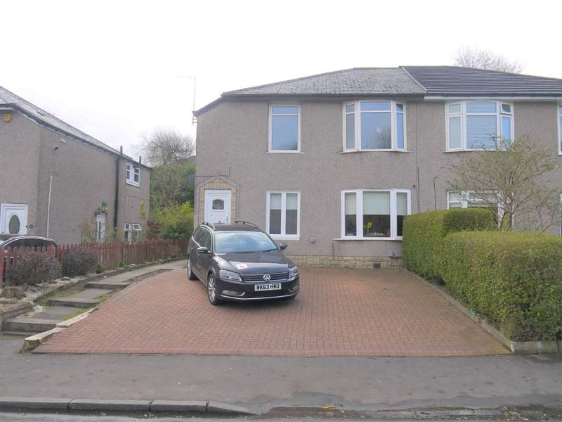 3 Bedrooms Flat for sale in 54 Kingsbridge Drive, Kings Park, Glasgow, G44 4JS