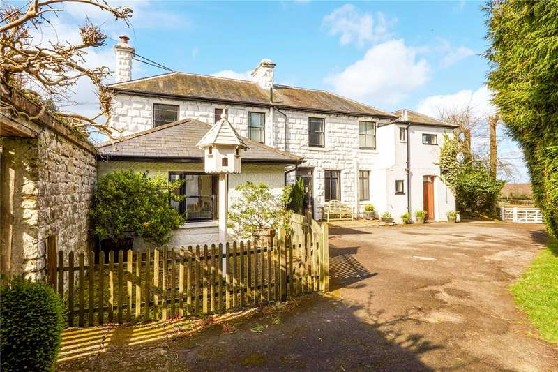 4 Bedrooms Detached House for sale in Buckland Hill, Cousley Wood, Wadhurst, East Sussex, TN5
