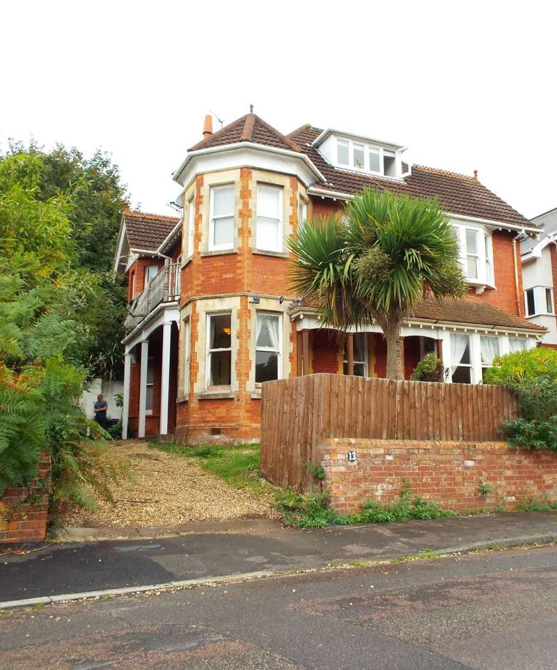 Ground Flat for sale in Studland Road, Bournemouth, Dorset, BH4 8HZ