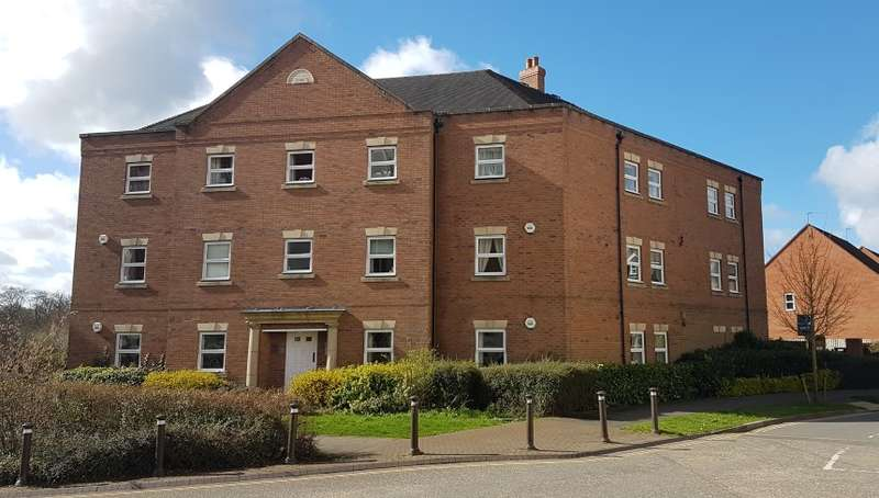 2 Bedrooms Flat for sale in Earlswood House, Rumbush Lane, Shirley, Solihull, West Midlands, B90 1SP