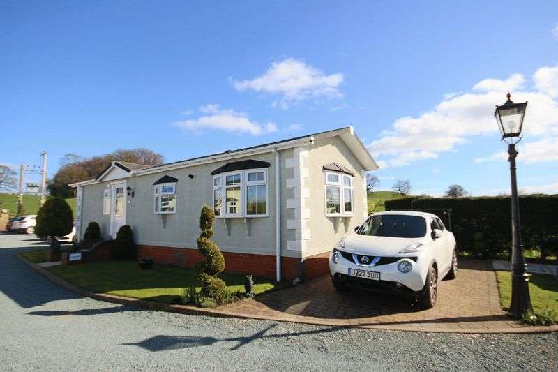 2 Bedrooms Detached Bungalow for sale in The Rowe, Stableford, Newcastle-Under-Lyme