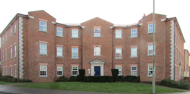 2 Bedrooms Flat for sale in Duces Court, Limborough Road, Wantage, OX12