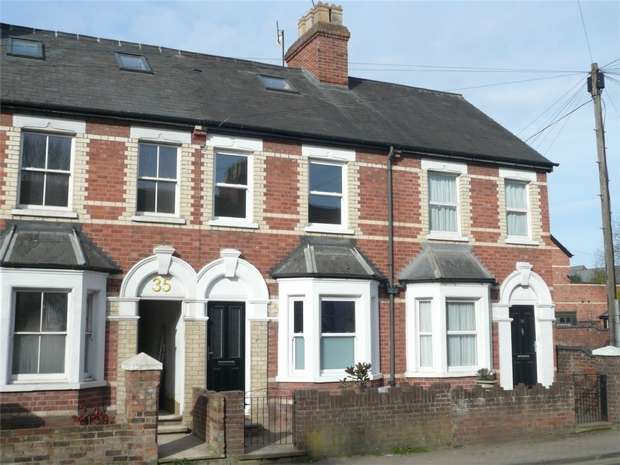 3 Bedrooms Terraced House for sale in Henley-on-Thames, Oxfordshire