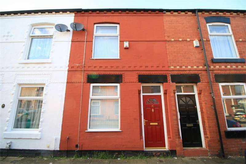 2 Bedrooms Terraced House for sale in Fir Street, Eccles, MANCHESTER