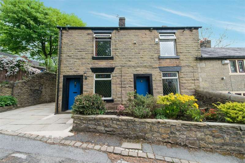 3 Bedrooms Cottage House for sale in Harvey Street, Halliwell, Bolton, Lancashire