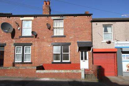 2 Bedrooms Terraced House for sale in Poole Road, Sheffield, South Yorkshire